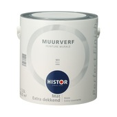 Histor Perfect Finish muurverf mat wit 2,5 l