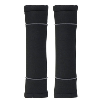 Gordelhoezen Classic zwart/grijs
