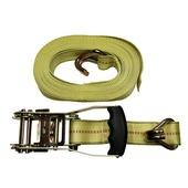 Spanband ratel+haak 8mtr 2000 kg