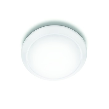 Philips plafonnière Cinnabar ø40 cm wit incl. LED 22W