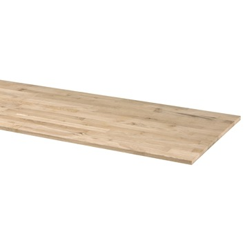 Cando timmerpaneel eiken 200x60 cm dikte 18 mm kopen for Karwei meubelpaneel