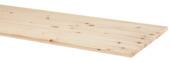 Werkblad grenen 250x61 cm 28 mm