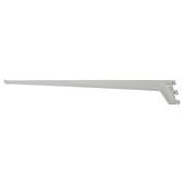 Handson plankdrager enkel mat zilver 40 cm
