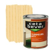 Cetabever tuinmeubelbeits transparant blank 750 ml