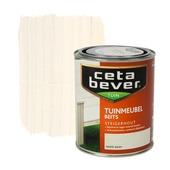 Cetabever tuinmeubelbeits transparant white wash 750 ml