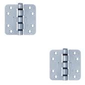 AXA scharnier Easyfix verzinkt 89x89 mm (2 stuks)