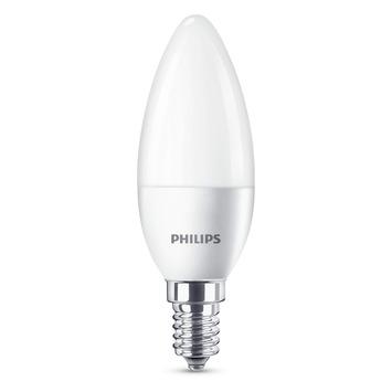 Philips led kaars E14 4W=25W 2 stuks