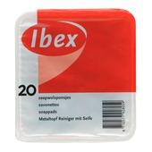 Ibex zeepwolsponsjes  20 stuks