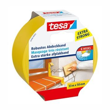 Tesa Extra Sterk afplaktape 33mx50mm