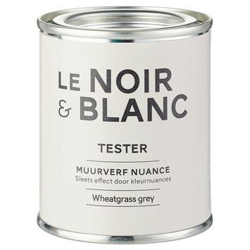 Le Noir & Blanc muurverf nuance wheatgrass grey 100 ml
