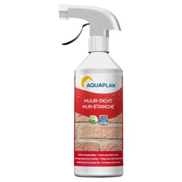 Aquaplan muur-dicht spray 750ml