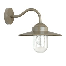 Buitenlamp Dolce taupe