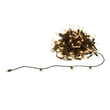 Kerstverlichting 200 mini lampjes voor binnen kopen karwei for Gamma verlichting binnen