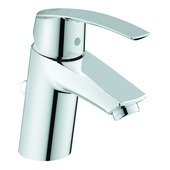 Grohe Start S-Size wastafelkraan met waste
