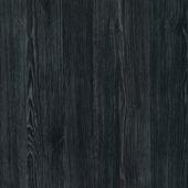 Decofolie zwart hout 200 x 45 cm (346-0601)