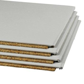 AGNES plafondplaat wit stuc 120x60 cm (4 stuks, ca 2,88 m2)