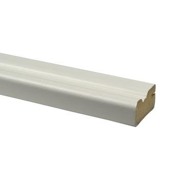 CanDo lambriseringslijst wit 300 cm