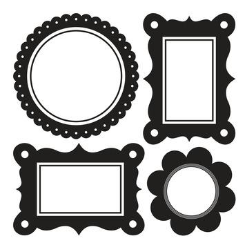 Graham & Brown muursticker Fun frames kopen? | KARWEI