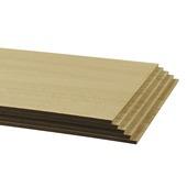 CanDo traprenovatie stootbord eiken 130x20 cm (5 stuks)