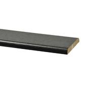 CanDo traprenovatie afwerklijst wengé 130x5 cm