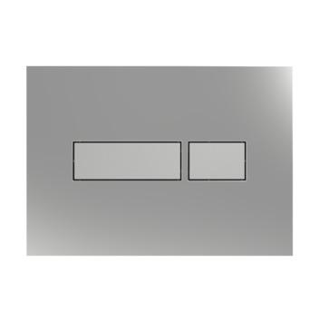 Plieger Flair bedieningspaneel chroom/mat chroom