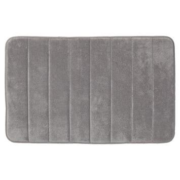 Sealskin Comfort Foam badmat grijs 60x90 cm