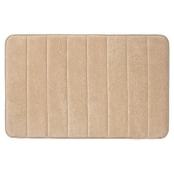 Sealskin Comfort Foam badmat zand 60x90cm
