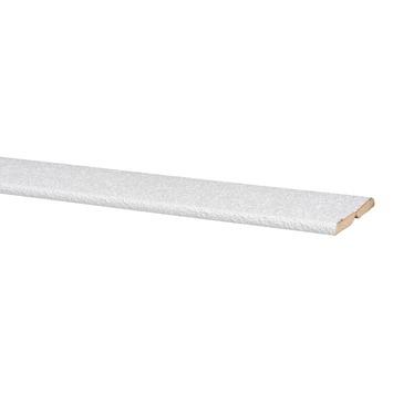 AGNES hoeklat wit stuc 260 cm