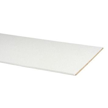 AGNES wandplaat wit stuc 260x60 cm