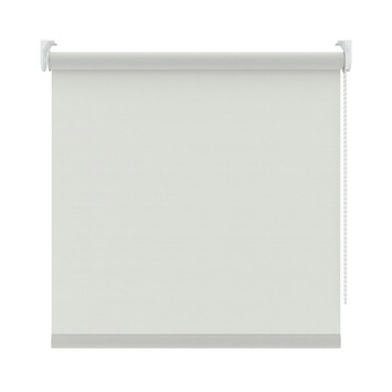 KARWEI rolgordijn ribbel wit (1224) 150 x 190 cm (bxh)