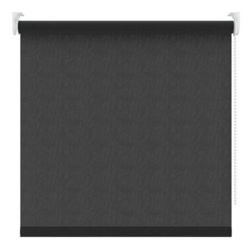 KARWEI rolgordijn zwart (1305) 60 x 190 cm (bxh)