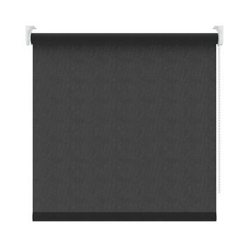 KARWEI rolgordijn zwart (1305) 90 x 190 cm (bxh)