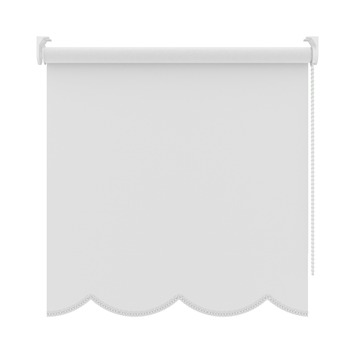 KARWEI rolgordijn wit s24 (833) 120 x 180 cm