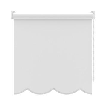 KARWEI rolgordijn wit s24 (833) 150 x 180 cm