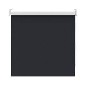 KARWEI rolgordijn verduisterend zwart (5098) 150 x 190 cm (bxh)