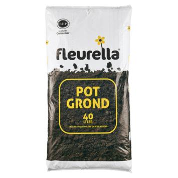 Fleurella potgrond (zak 40 ltr)