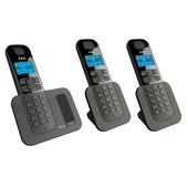 Voxtel dect telefoon set met 3 toestellen