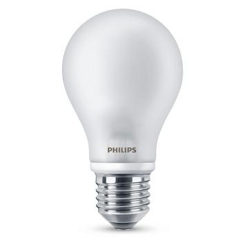 Philips ledlamp peer mat E27 7W 2 stuks