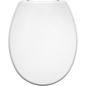 Bemis Buxton wc bril thermoplast wit
