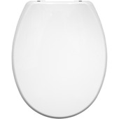 Bemis Buxton toiletbril thermoplast wit