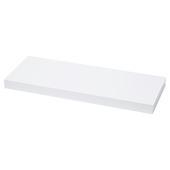 Handson zwevende wandplank wit 60 cm