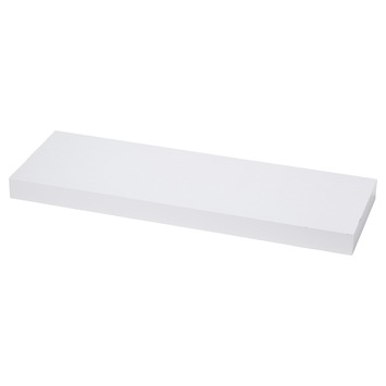 Handson zwevende wandplank wit 180 cm