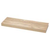 Handson zwevende wandplank eiken 80 cm