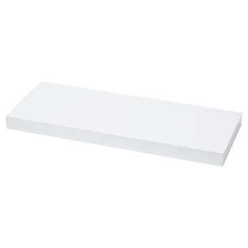 Handson zwevende wandplank wit 80 cm