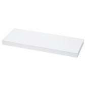 Handson zwevende wandplank wit 120 cm