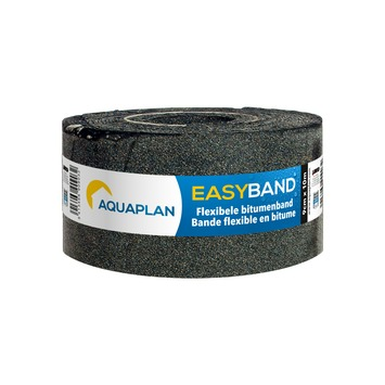 Aquaplan Easy-Band Afwerkstrook 9 cm x 10 Meter