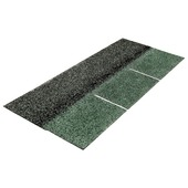 Aquaplan Easy-shingle standard groen 2m²