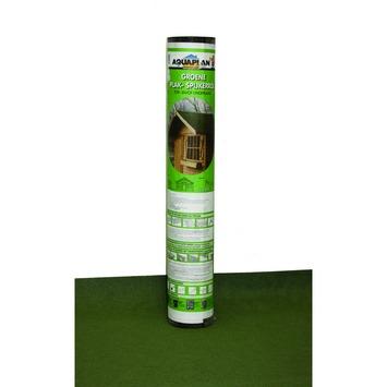 Aquaplan plakspijkerrol groen 10 m