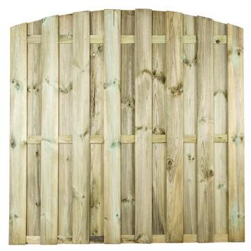 Schutting KARWEI grenenhout ca. 180x180 cm toog