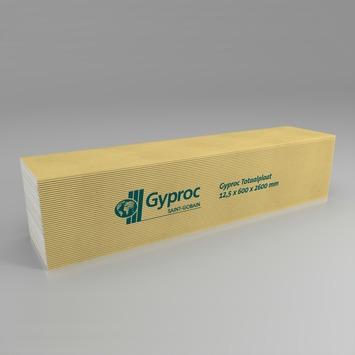 Gyproc gipsplaat totaalplaat 60x260 cm dikte 1,25 cm